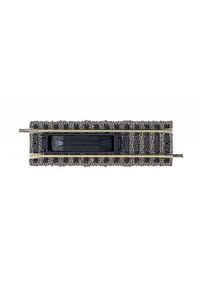 Fleischmann   6111  Рельс прямой 100 мм электрическим расцепителем
