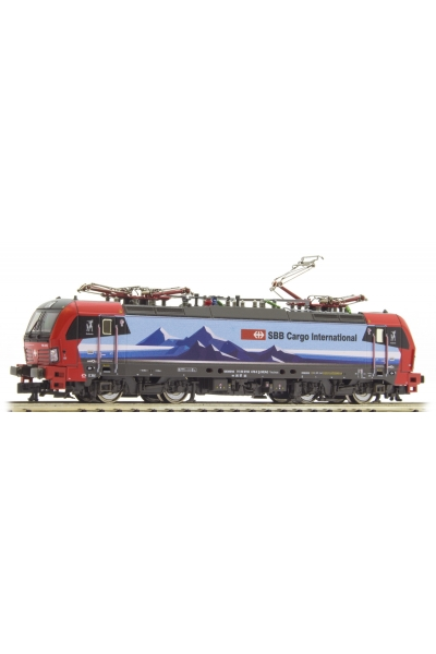 Fleischmann 739304 Электровоз BR 193 Vectron SBB Cargo Epoche VI 1/160 RO