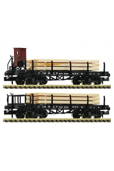 Fleischmann 828507 Набор вагонов SSk DRG Epoche 1/87