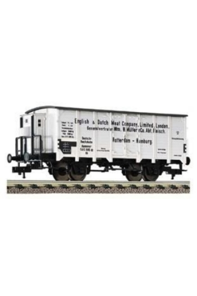 Fleischmann 835348 Вагон холодильник English & Dutch Meat Company DRG Epoche II 1/87