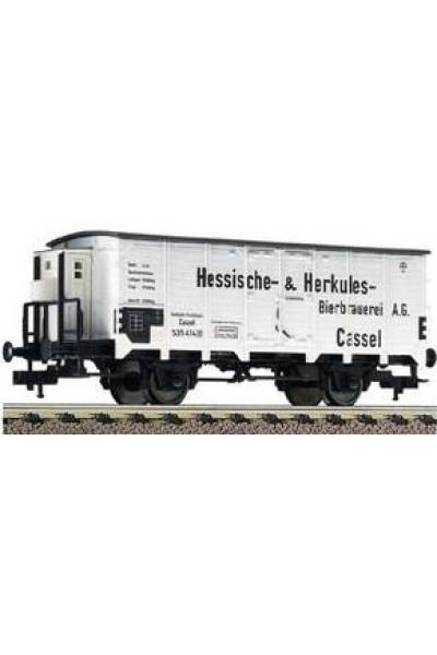 Fleischmann 835807 Вагон холодильник Hess & Herkules DRG Epoche II 1/87