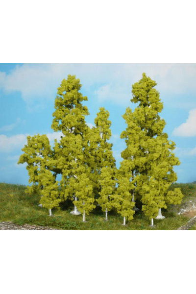 Heki 1137 Набор деревьев 4шт 10см