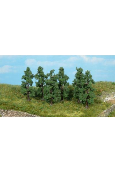Heki 1171 Набор деревьев 6шт 6см