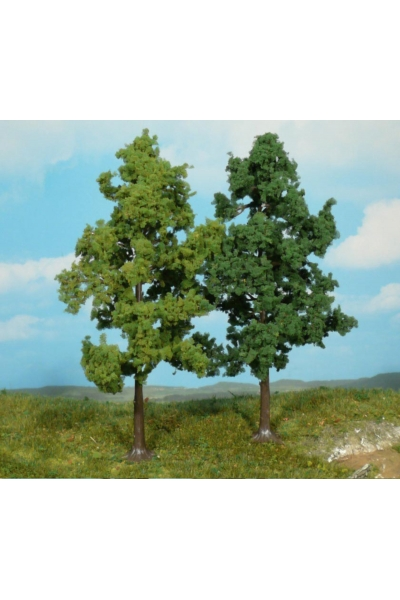 Heki 1202 Набор из 2 деревьев 18 cm