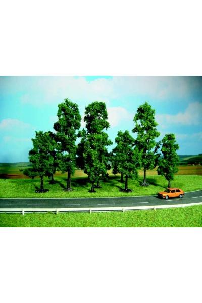 Heki 1323 Набор из 10 деревьев 10-18см