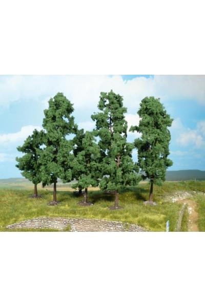 Heki 1368 Набор из 60 деревьев 10-13см