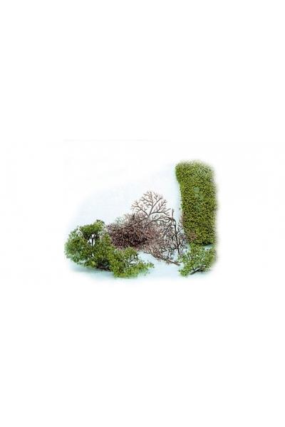 Heki 1530 Набор для изготовления деревьев 15шт 2-6см