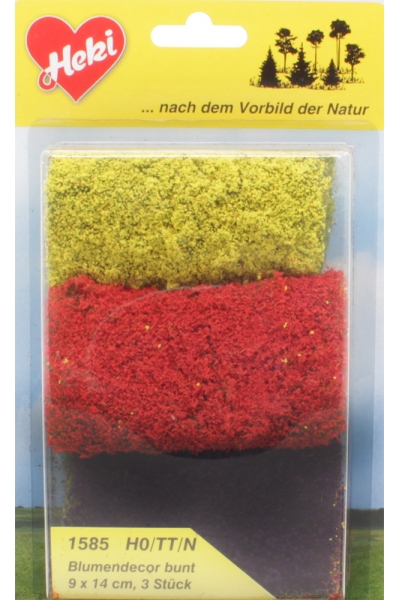Heki 1585 Набор ковриков 3 цвета