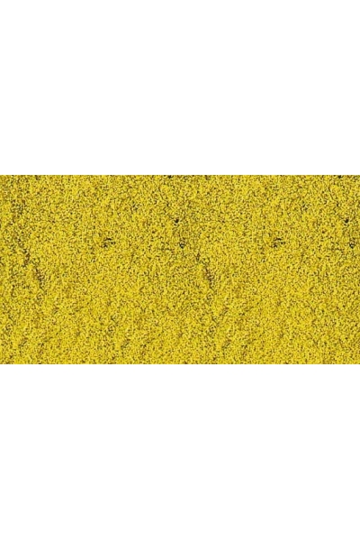 Heki 1589 Цветочный коврик 28x14см жёлтый