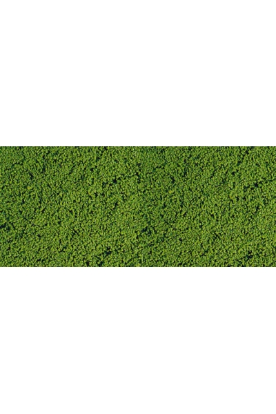 Heki 1601 Листва коврик 28Х14см зелёный