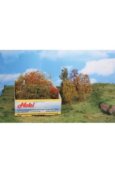 Heki 1673 Набор из 15 деревьев