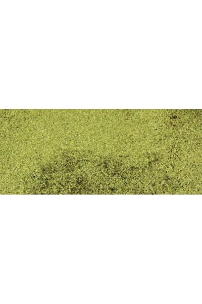 Heki 1675 Листва коврик 28Х14см светло зелёный