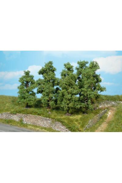 Heki 1732 Набор деревьев 5шт 5-8см