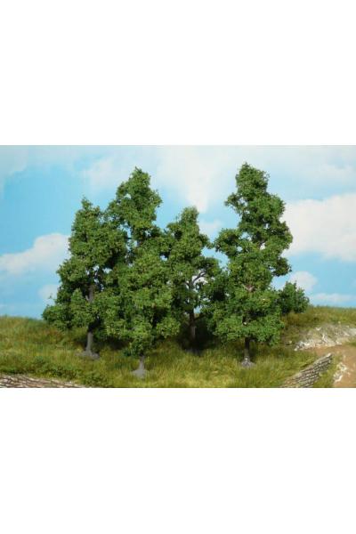Heki 1932 Набор деревьев 5шт 5-8см