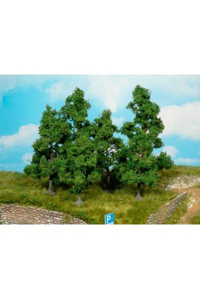 Heki 1933 Набор деревьев 5шт 5см