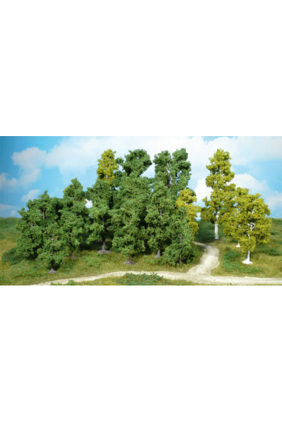 Heki 1951 Набор деревьев 14шт 5-12см