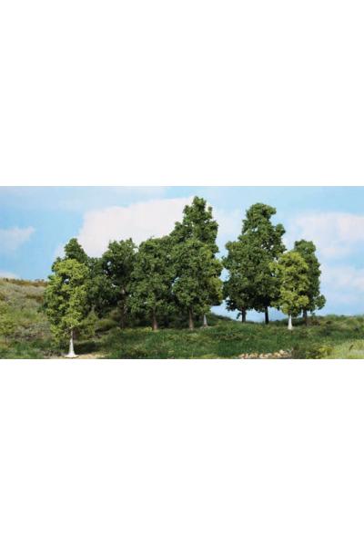 Heki 1991 Набор деревьев 15шт 10-18см