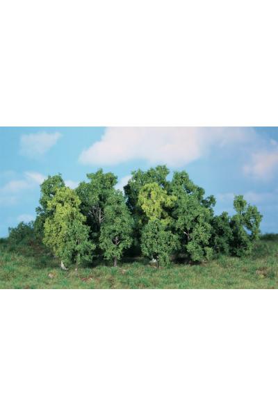 Heki 1992 Набор деревьев 14шт 5-12см