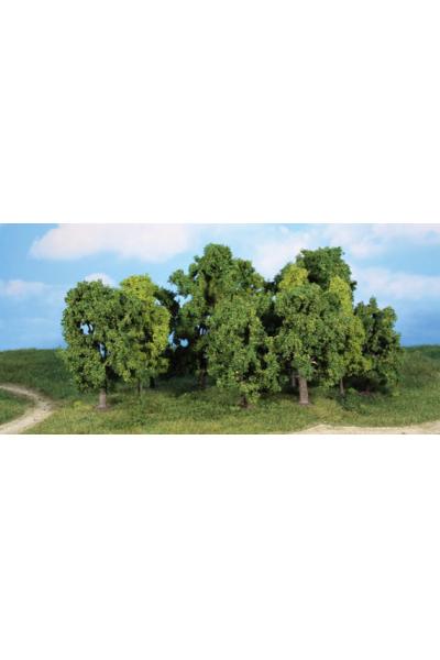Heki 1993 Набор деревьев 12шт 8-13см