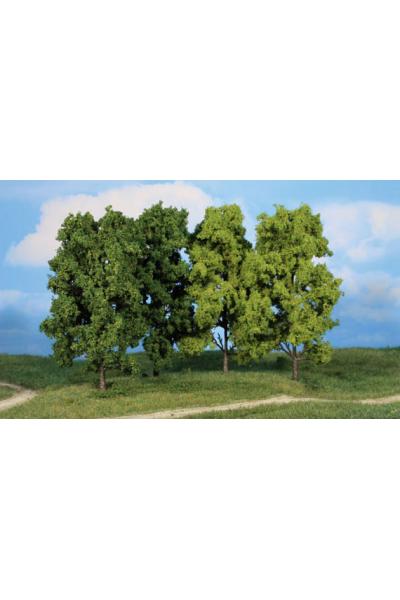 Heki 1994 Набор деревьев 4шт 18см