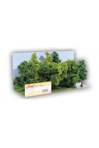 Heki 1995 Набор деревьев 12шт 11-13см