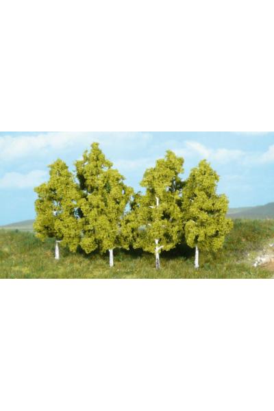 Heki 1998 Набор деревьев 6шт 8см