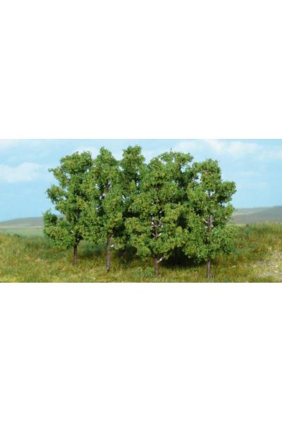 Heki 1999 Набор деревьев 6шт 8см