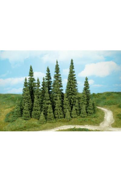 Heki 2182 Набор деревьев 10шт 16см