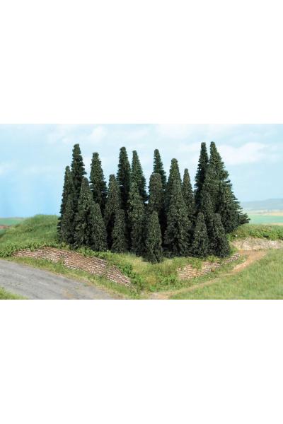 Heki 2261 Набор деревьев 24шт 5-11см