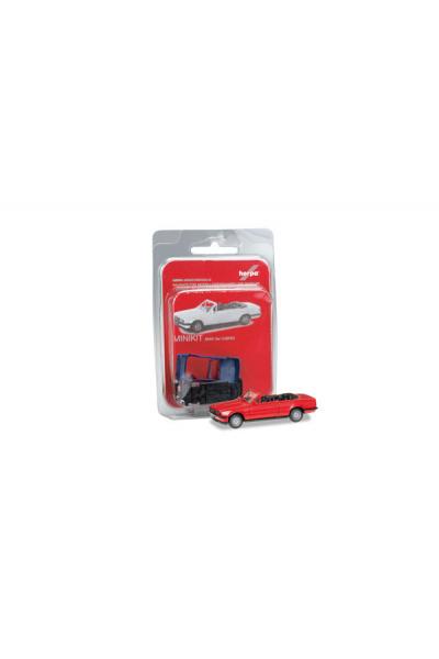 Herpa 012225-005 Автомобиль MiKi BMW 3 E30 Cabrio 1/87