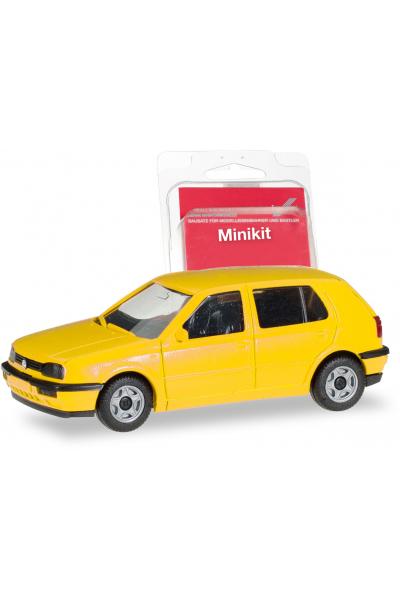 Herpa 012355-007 Автомобиль VW Golf III 1/87