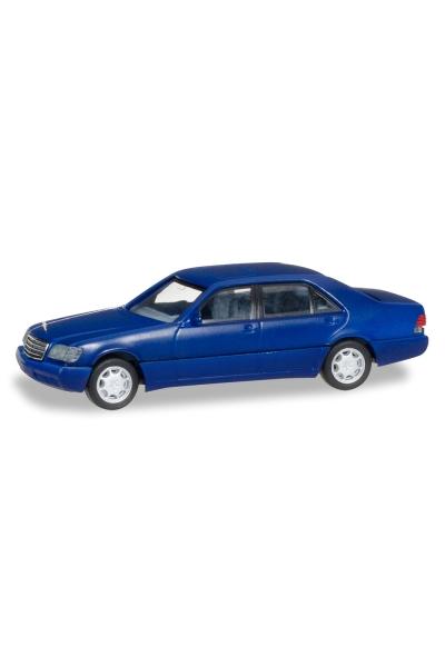 Herpa 012751-003 Автомобиль MB S-Kl (W140) 1/87