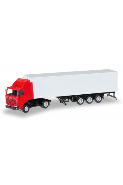 Herpa 012850 Автомобиль Scania 142 1/87