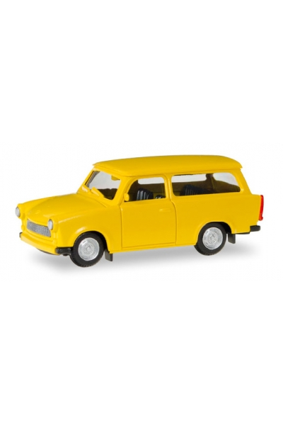 Herpa 012942 Автомобиль MiniKit Trabant 601 Universal Epoche III-V 1/87