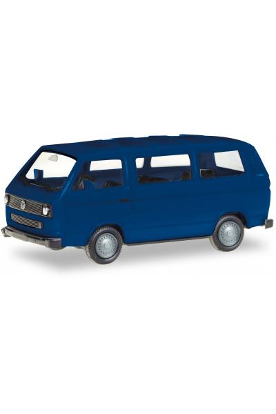 Herpa 013093-003 Автомобиль MiniKit VW T3 Bus 1/87