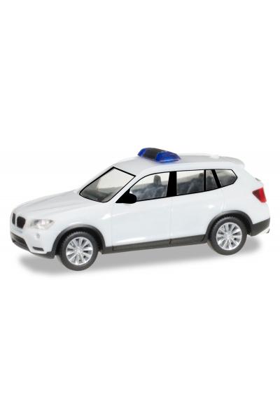 Herpa 013130 Автомобиль MiKi BMW X3 1/87