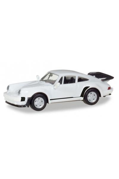 Herpa 013307 Автомобиль Porsche 911 Turbo 1/87