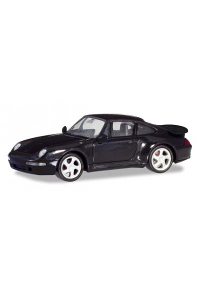 Herpa 021890-002 Автомобиль Porsche 911 T 1/87