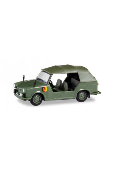 Herpa 024440-002 Автомобиль Trabant Kubel NVA 1/87