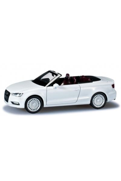 Herpa 028301   Audi A3 Cabrio std