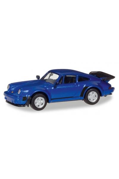 Herpa 030601-002 Автомобиль Porsche 911 T 1/87