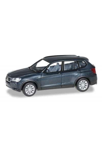Herpa 034630-003 Автомобиль BMW X3 1/87