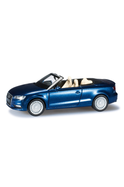 Herpa 038300-002 Автомобиль Audi A3 Cabrio 1/87