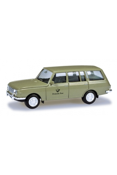 "Herpa 049658   Wartburg 353 Tourist ""Deutsche Post"""