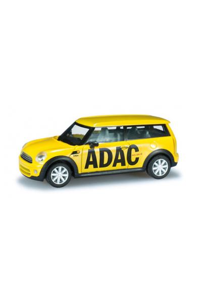 Herpa 049696 Автомобиль Mini Cooper Clubman ADAC Epoche VI 1/87