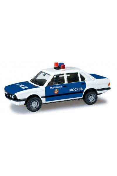 Herpa 049924 BMW 5 ГАИ  Эпоха IV-V 1/87