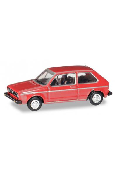 Herpa 066617 Автомобиль Volkswagen Golf I 1/120