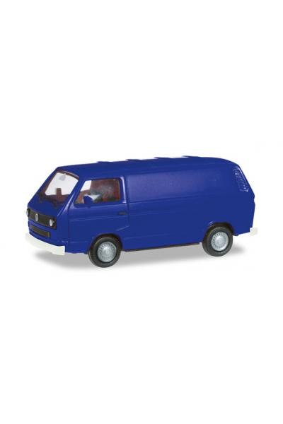 Herpa 093149 Автомобиль Volkswagen T3 Bus Epoche IV 1/87