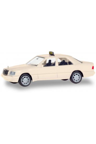 Herpa 094184 Автомобиль Mercedes-Benz E-Klasse W124 Taxi 1/87