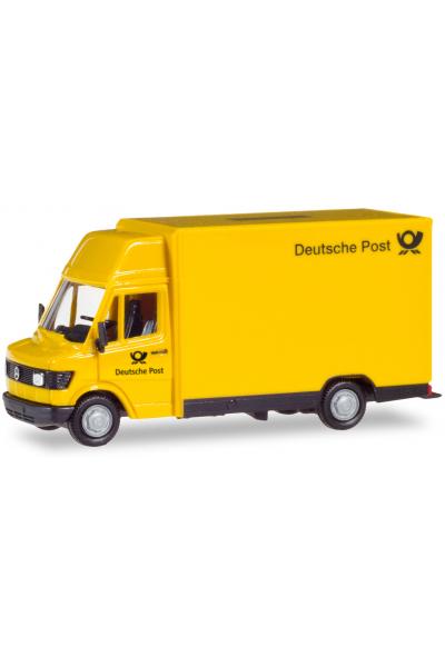 Herpa 094207 Автомобиль Mercedes-Benz 207D Deutsche Post 1/87